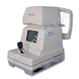 Tonemeter Ophthalmic Equipment Topcon-CT8