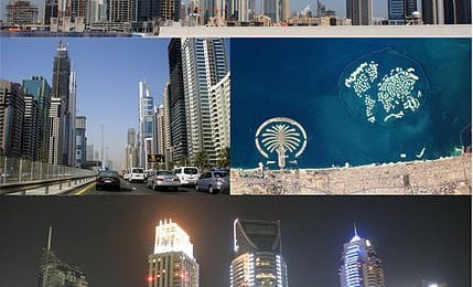 What brands Dubai a tourism hotspot for vacationists?