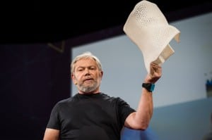 Avi Reichental and the 3D Printed Shoes of Hope