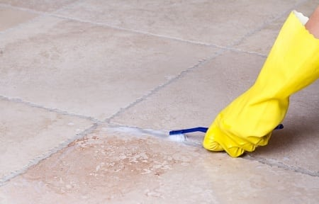 Some easy to follow steps to clean grout lines