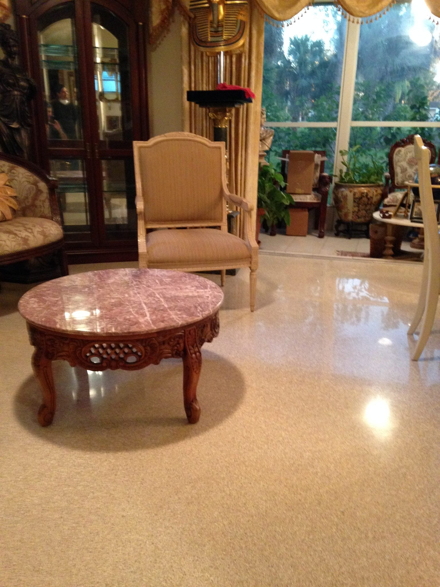 DIY: Cleaning Your Own Terrazzo Floors