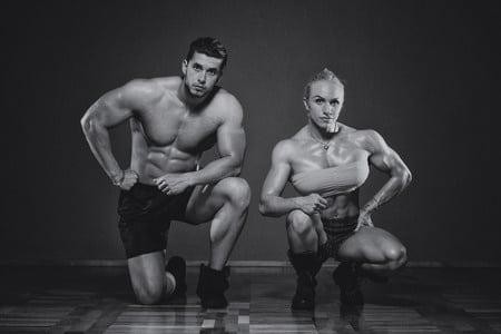 Society rejecting bodybuilders