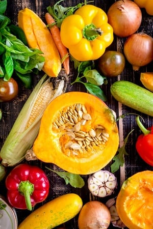 A Vegan Diet Reduces Risk of Contracting Prostrate Cancer