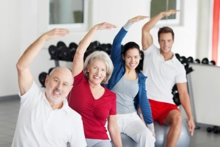 Moderate Exercise Prolongs Life