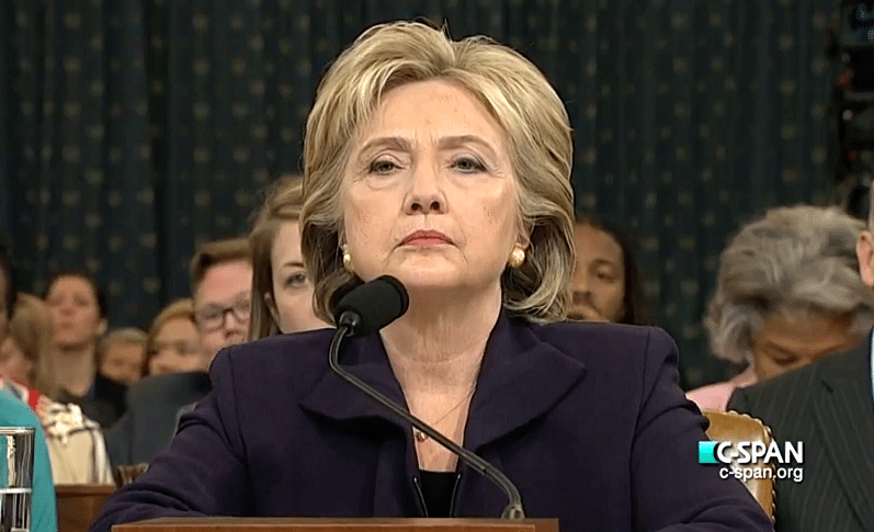 Hilary Clinton Presidential Nominee Governmentally Incompetent?