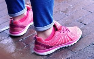 Why a Good Walking Shoe is Important