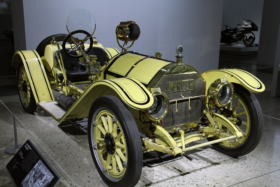 Petersen Automobile Museum