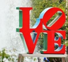 LOVE Park (JFK Plaza) Philadelphia