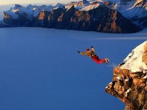 Dangerous BASE Jumping