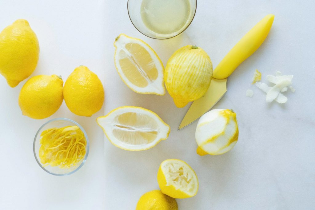 Incredible Ways to Use Lemons